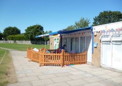 Pavilion Pre-School in Petts Wood in Bromley with OFSTED rating of GOOD